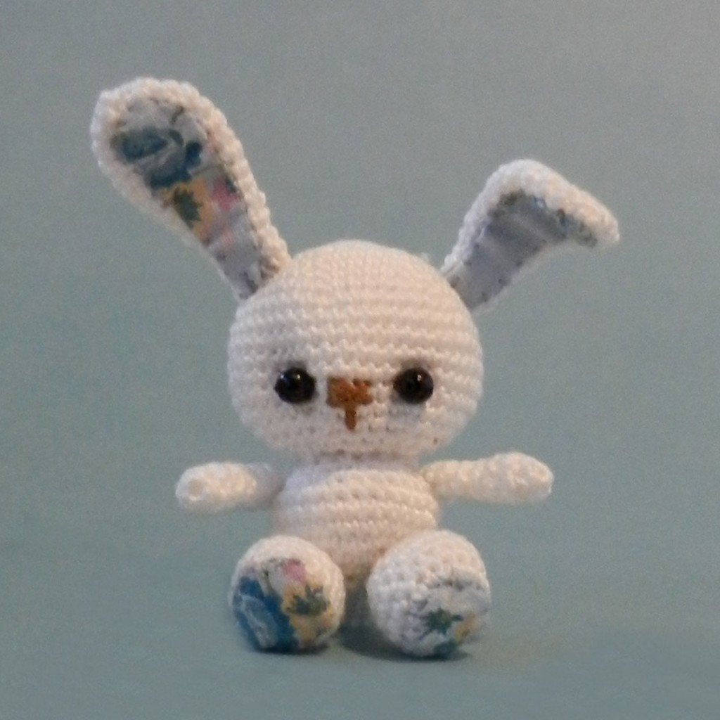 Spring Bunny front view