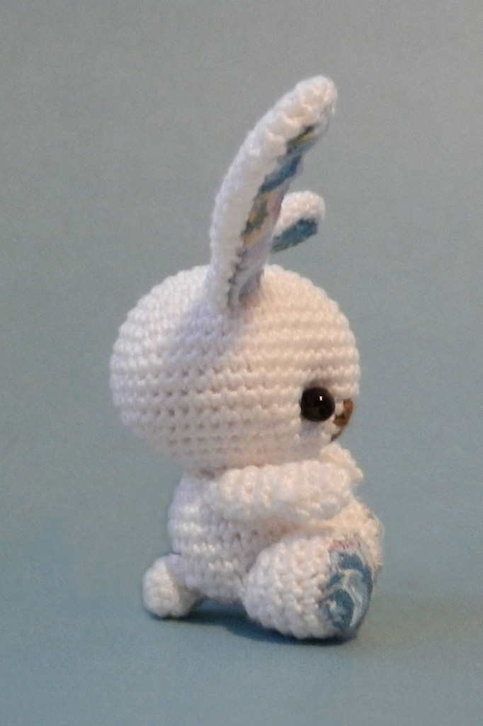 Spring Bunny side view