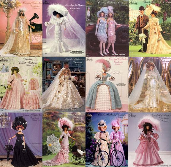 """Crochet Collector Costume"""