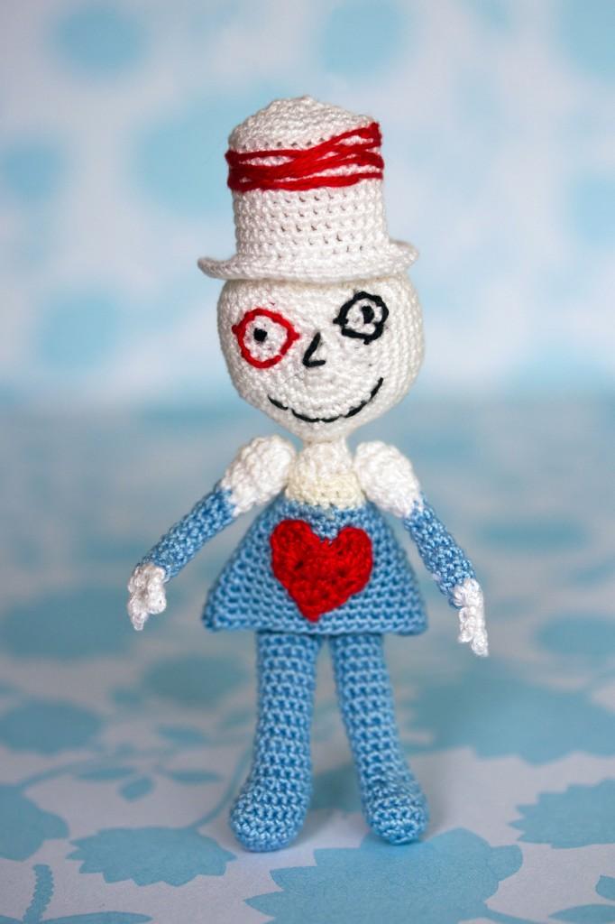 Crochet drrawing