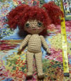Mini Free Spirit doll pattern
