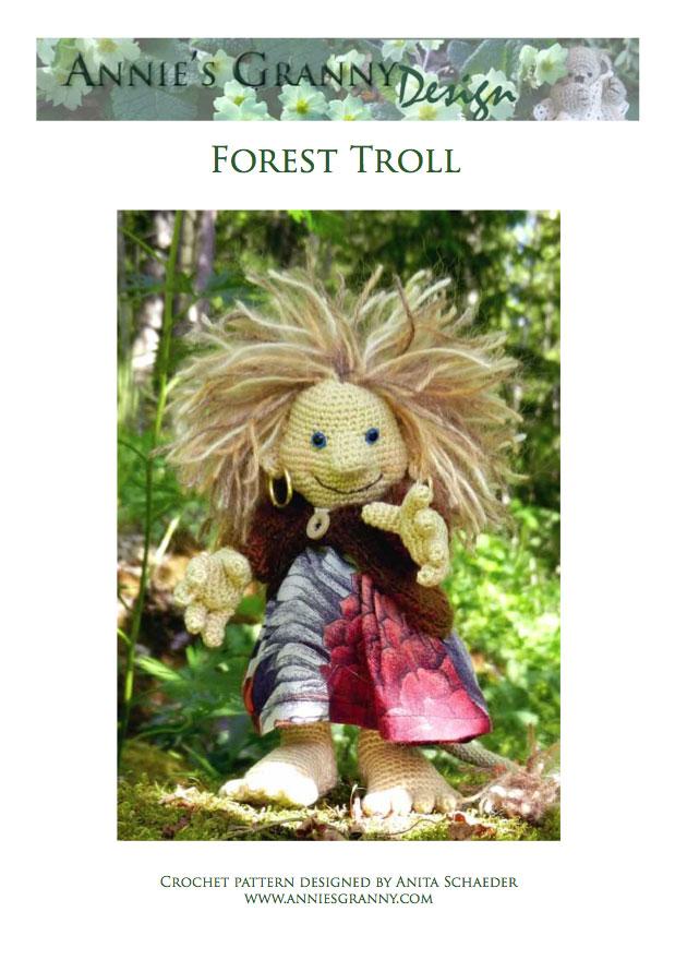 Crochet troll