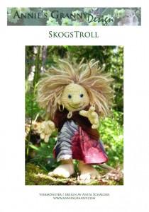 Skogstroll - Virkmönster av Anita Schaeder Annie's Granny Design