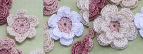 Crochet-flowers-three-sizes