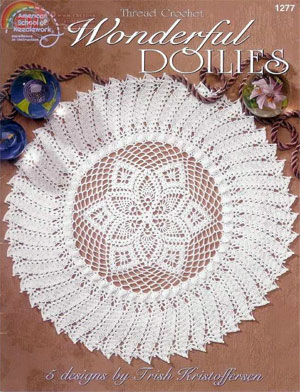 Wonderful Doilies - Patricia Kristoffersen designs