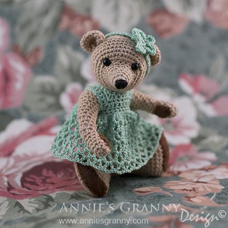 Crochet Bea