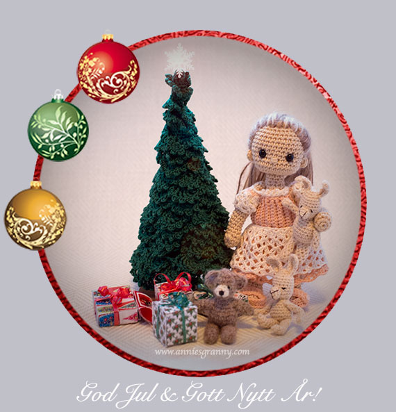 Christmas card from www.anniesgranny.com