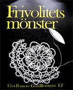 Frivolitetsmönster - Booklet on tatting by Gun Blomqvist & Elwy Persson