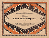 Enkla frivolitetsspetsar - Simple tatted lace