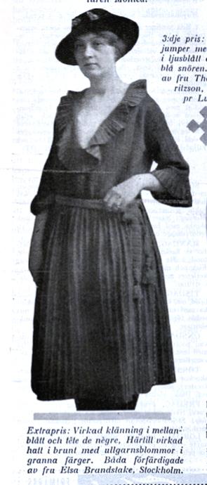 Artikel - Idun 1922-04-16 - tävling